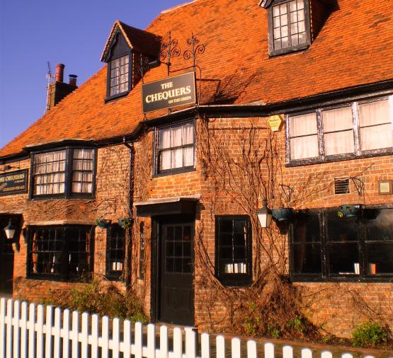 Chequers on the Green, Ashford