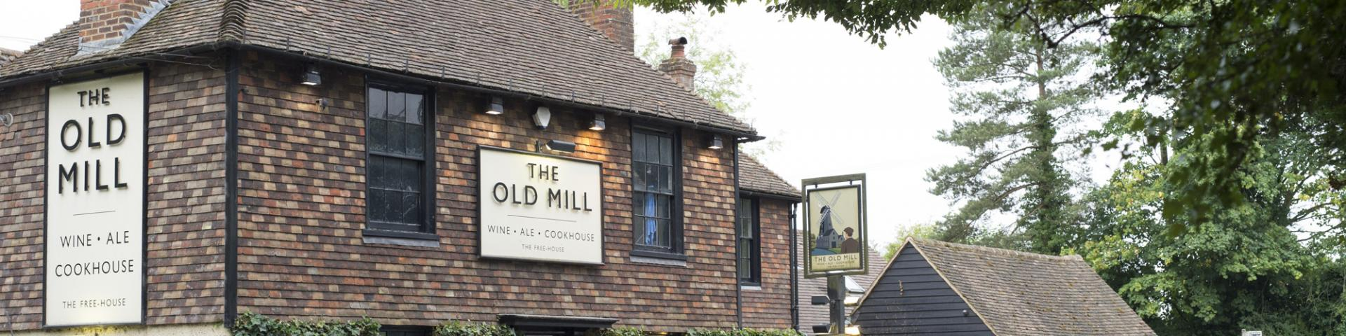 Old Mill, Kennington, Ashford